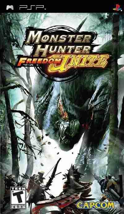 Descargar Monster Hunter Freedom Unite [English] [DEMO] por Torrent